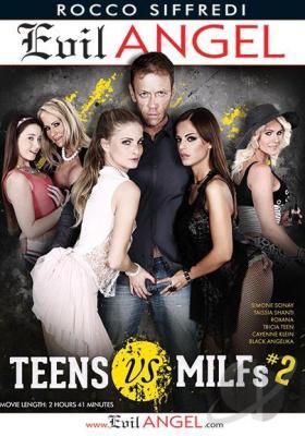 Teens vs MILFs 2 DVD Evil Angel