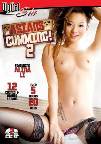 The Asians Are Cumming 2 XXX Dvd