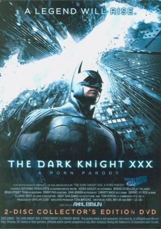 Vivid Presents The Dark Knight XXX: A Porn Parody