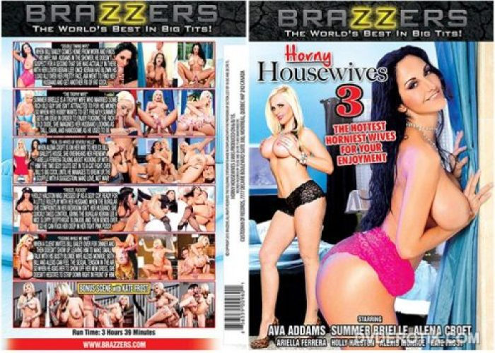 Horny Housewives 3 Adult XXX Dvd