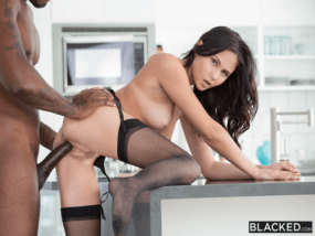 Famous Pop Star Loves BBC with Ariana Marie & Flash Brown