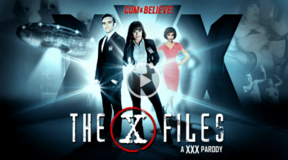 X Files Parody