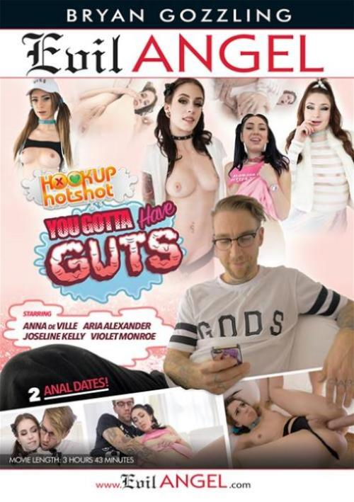 Hookup Hotshot - You Gotta Have Guts
