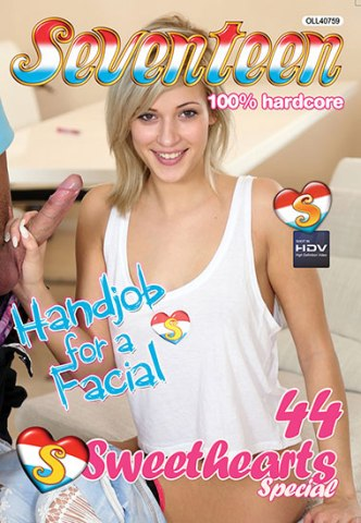 Sweethearts Special 44 Handjob For A Facial