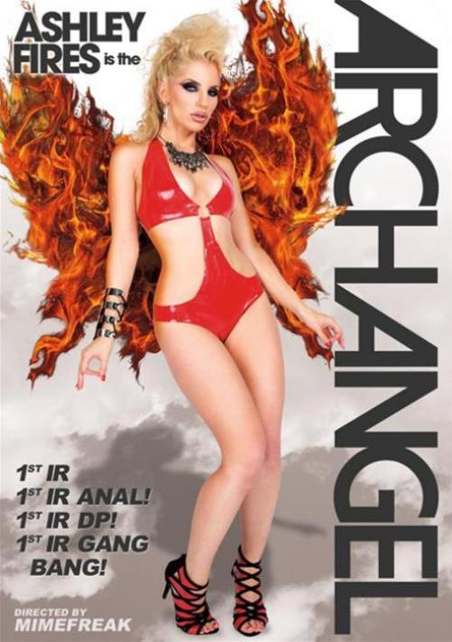 Ashley Fires Is The ArchAngel (2016) - Latest Free HD SexoFilm