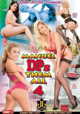 Manuel DPs Them All 4 2016 - Latest Free HD SexoFilm