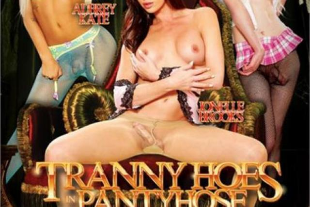 Tranny Hoes In Panty Hose 2