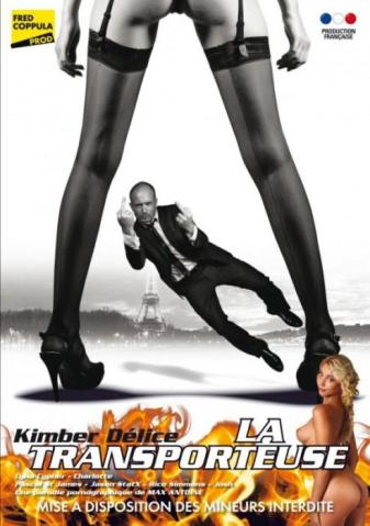 La transporteuse - Parody Full HD XXX DVD