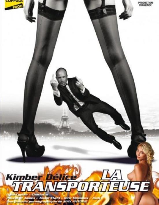 La transporteuse - Parody Full HD XXX DVD