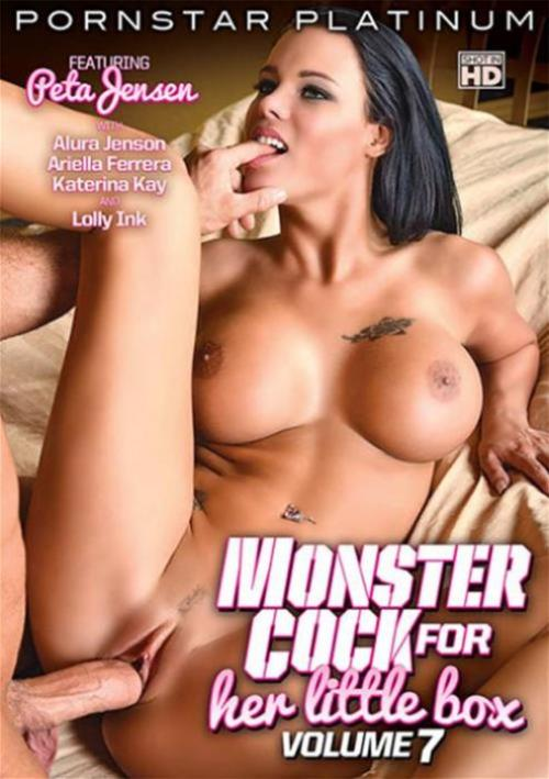 Monster Cock For Her Little Box 7
