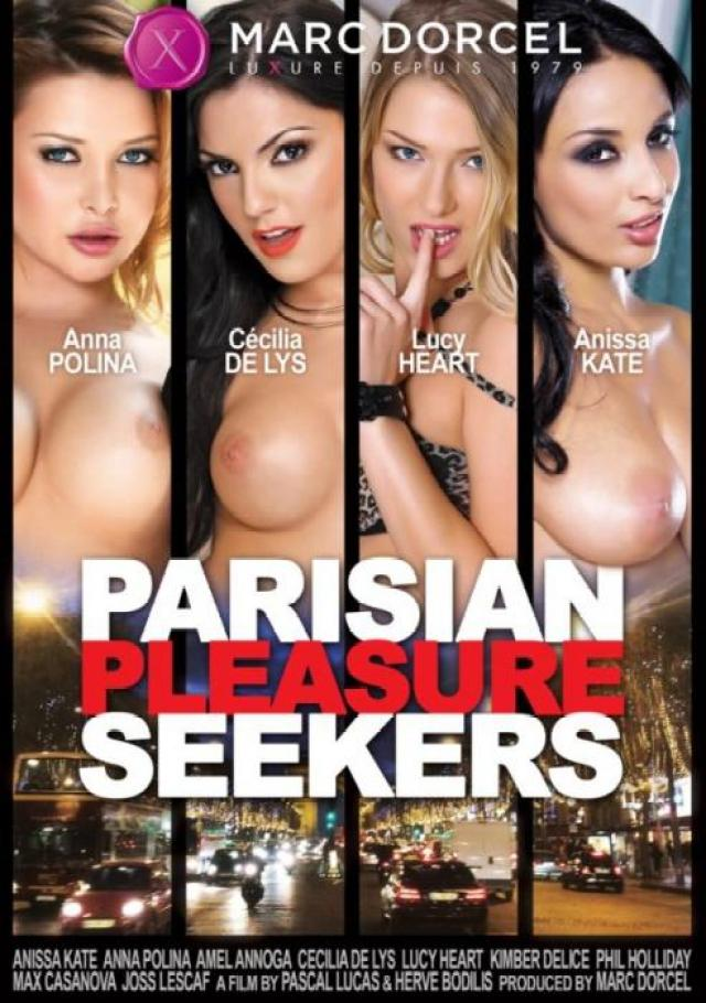 Parisian Pleasure Seekers (2016) - Full SexoFilm