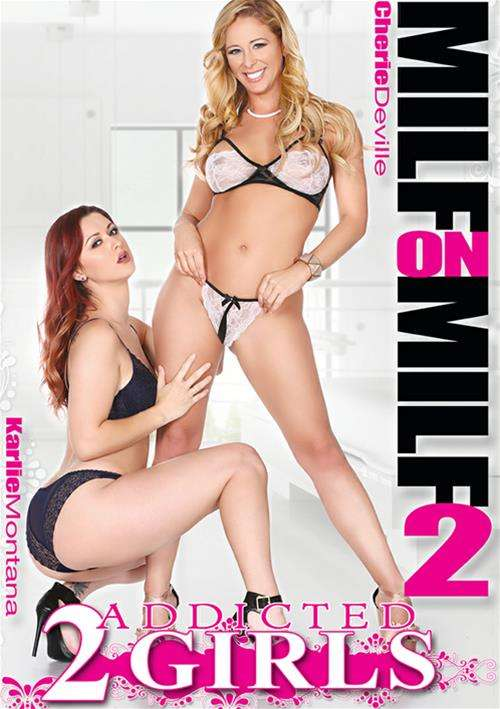 Milf on milf 2 (2016) - best sexofilm, Addicted 2 Girls, Katja Kassin, Cherie DeVille, Sarah Vandella, Krissy Lynn, Karlie Montana, Nina Elle, Katie Morgan, Sarah Jessie, Lesbian, All Girl, MILF, Milf On Milf 2