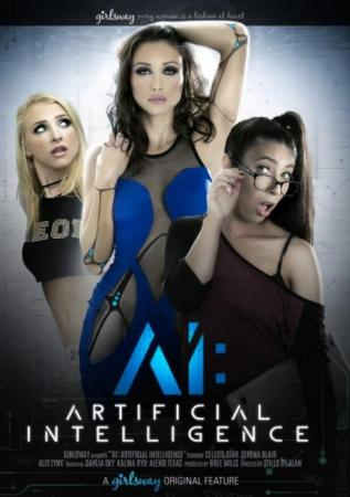 Girlsway, Stills By Alan, Celeste Star, Alexis Texas, Dahlia Sky, Kalina Ryu, Serena Blair, Alix Lynx, All Girl - Lesbian, Feature, Science Fiction, AI, Artificial Intelligence, Ai-artificial-intelligence-2016-full-free-hd-xxx-dvd