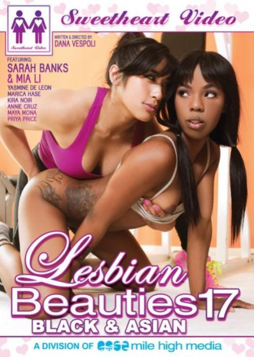 Sweetheart Video, Dana Vespoli, Annie Cruz, Marica Hase, Yasmine DeLeon, Mia Li, Kira Noir, Sarah Banks, Priya Price, Maya Mona, All Girl, Lesbian, All Sex, Asian, Black, Interracial, Lesbian Beauties, Black & Asian, Lesbian-beauties-vol-17-black-asian-2016-full-free-hd-xxx-dvd