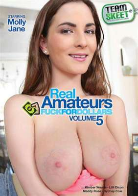 Real Amateurs Fuck For Dollars Vol. 5 Porn Dvd