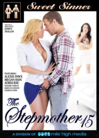 The Stepmother 15, 2017 Porn DVD, Sweet Sinner, James Avalon, Alexis Fawx, Megan Rain, Adria Rae, Xander Corvus, Marcus London, Charles Dera, Affairs, Love Triangles, Couples, Family Roleplay, Feature, Mature, MILF