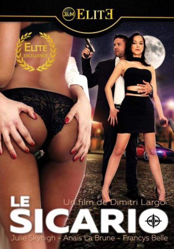 Le Sicario, 2017 Porn DVD, Jacquie et Michel, Dimitri Largo, Julie Skyhigh, Anais La Brune, Francys Belle, Anal, Group Sex, Orgy, Spanish