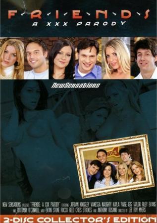 New Sensations Present Friends: A XXX Parody Movie