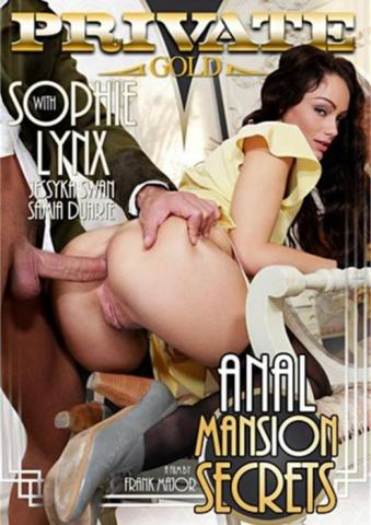Private Gold 177, Anal Mansion Secrets, Porn DVD, Private, Frank Major, Sophie Lynx, Samia Duarte, Jessyka Swan, Anal, Foreign