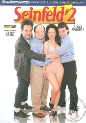 Seinfeld #2 A XXX Parody - Adult DVD