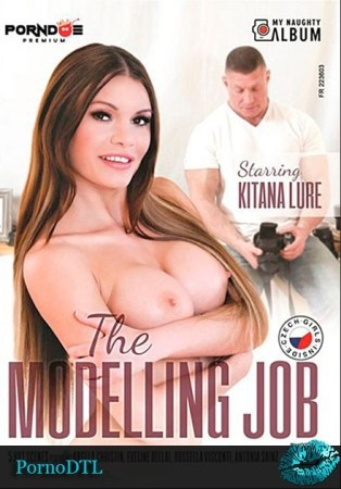 The Modelling Job, 2017 Porn DVD, Porndoe Premium, Angela Christin, Antonia Sainz, Dyllon Day, Eveline Dellai, Kitana Lure, Rossella Visconti, Blowjobs, Brunettes, Cumshots, Facials, All Sex, Big Boobs, Gonzo