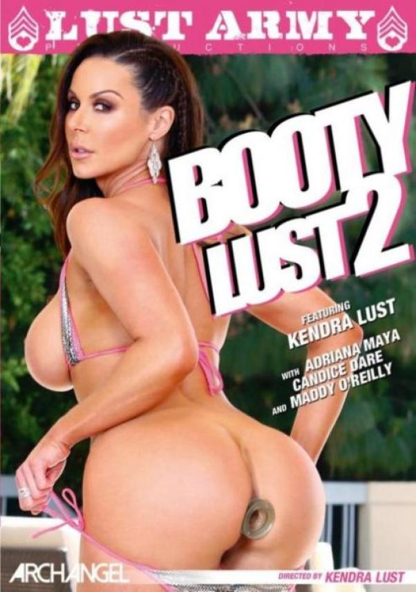 Booty Lust 2, ArchAngel, Kendra Lust, Adriana Maya, Candice Dare, Maddy O'Reilly, All Sex, Anal, Big Butt