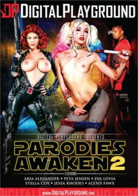 Digital Playground Presents Parodies Awaken 2 Adult Porn Movie