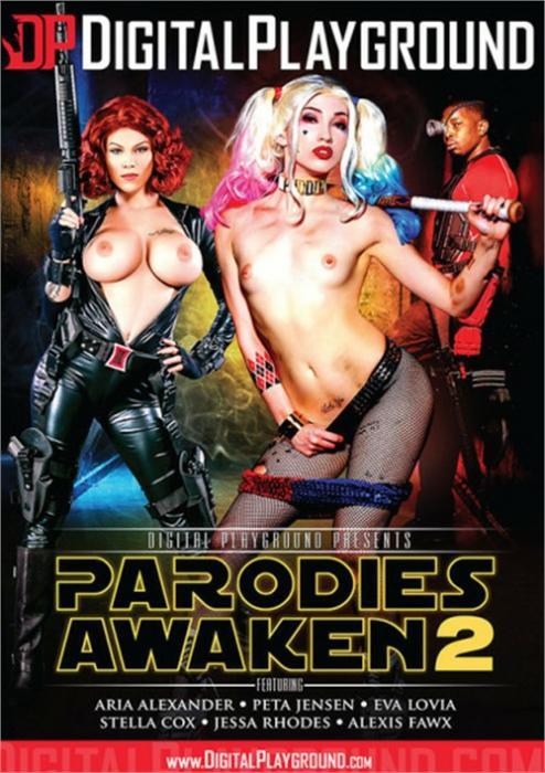 Digital Playground Presents Parodies Awaken 2 Adult Porn Movie