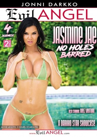 Jasmine Jae No Holes Barred, 2017 Porn Movie, Evil Angel, Jonni Darkko, Jasmine Jae, Juelz Ventura, Filthy Rich, Isiah Maxwell, Jake Jace, John Strong, Jonni Darkko, Jovan Jordan, Markus Dupree, Moe The Monster Johnson, Ricky Johnson, Ryan Ryder, Slimpoke, Adult DVD, Airtight, Anal, Ass, Ass to mouth, Behind The Scene, Big Dick, Big Tits, Black, Blonde, Blowbang