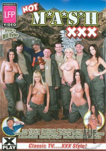 Pulse Pictures Present Not M*A*S*H XXX Parody Film