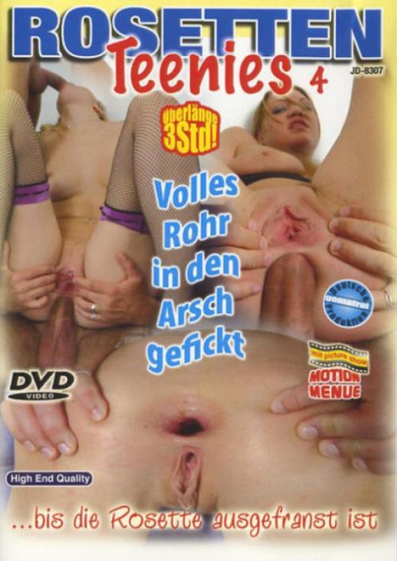 Rosetten Teenies 4, Porn DVD, Create-X, Rosetten Teenies, Angelika, Anette, Bianca, Tina, Anal, Cumshots, Double penetration, Oral, straight