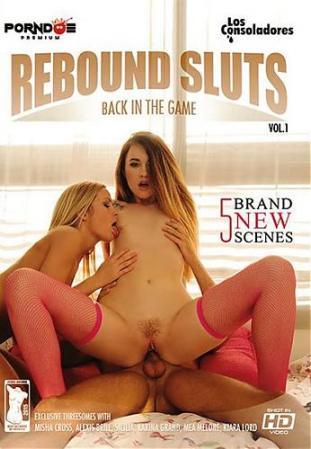 Rebound Sluts - Back In The Game Vol 1 Adult DVD