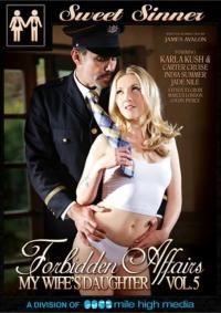 Sweet Sinner Present Forbidden Affairs Vol. 5 My Ex-Wife's Daughter