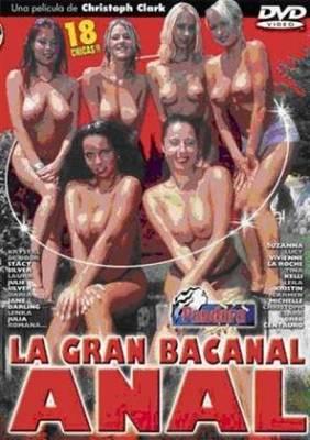 La gran bacanal anal XXX