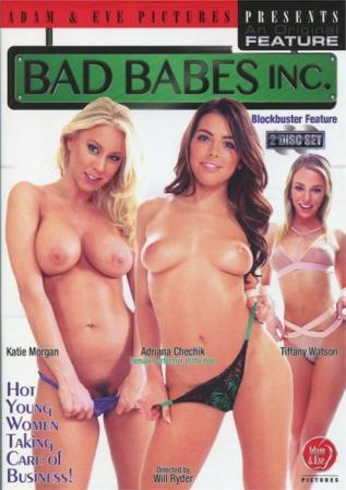 Bad Babes Inc. XXX DVD from Adam & Eve