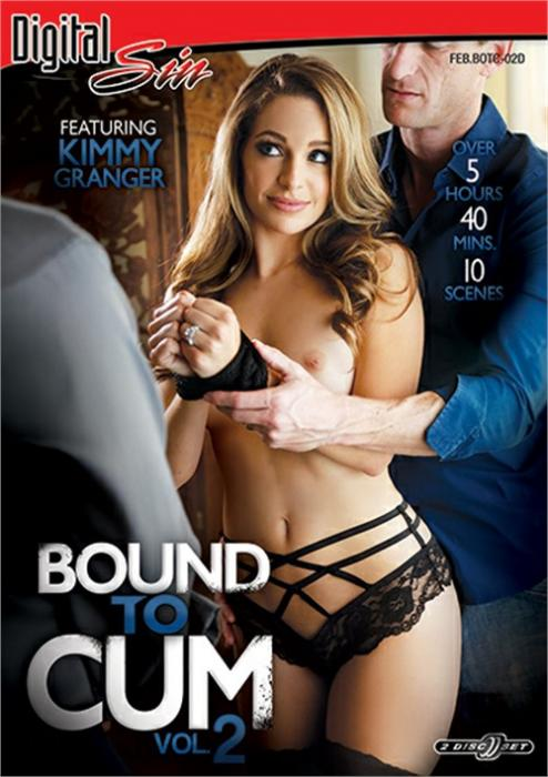 Bound To Cum Vol. 2 XXX DVD from Digital Sin