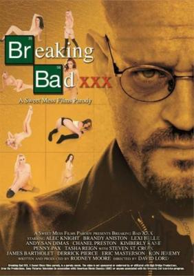 Breaking Bad XXX DVD from Sweet Mess Films