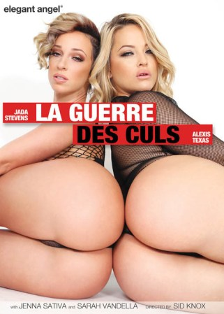 La Guerre Des Culs (2017) XXX DVD