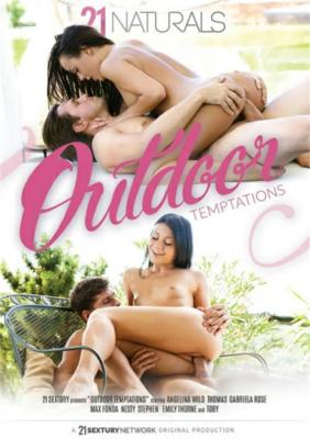 Outdoor Temptations Porn DVD from 21 Sextury Video (Pulse)