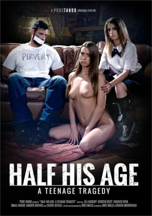 Half His Age XXX DVD from Pure Taboo