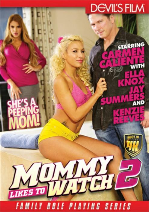 Mommy Likes to Watch 2 Porn DVD from Devil's Film