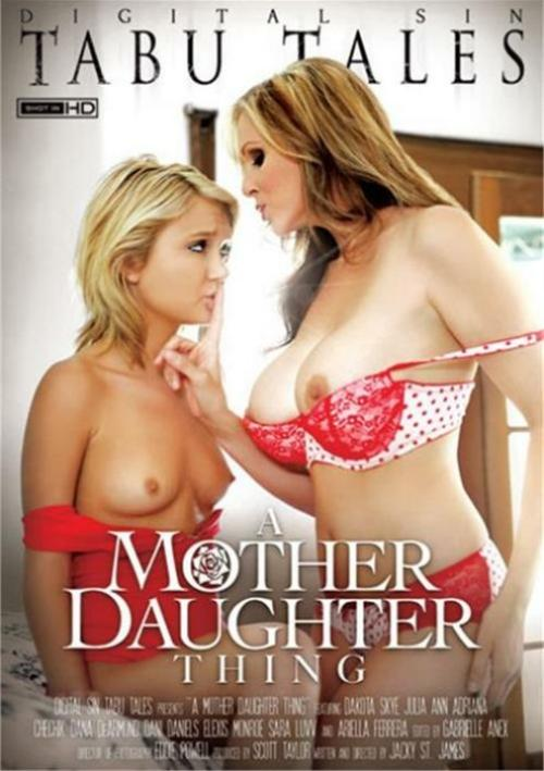 A Mother Daughter Thing Porn DVD from Digital Sin