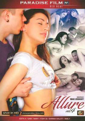 Allure Vol. 4 Adult DVD from Paradise Film