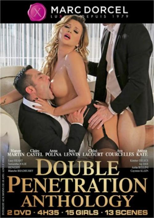 Double Penetration Anthology XXX video on demand from Marc Dorcel