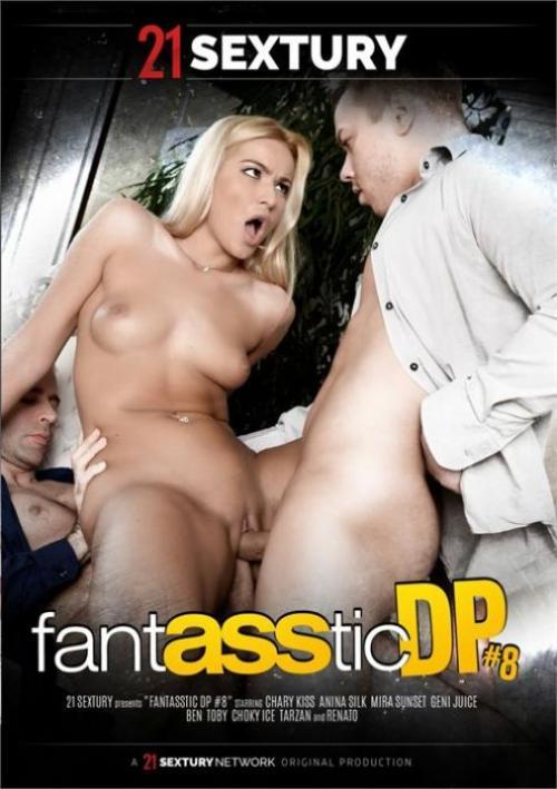 Fantasstic DP #8 Porn DVD from 21 Sextury Video