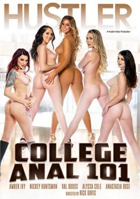 Hustler presents Porn Movie College Anal 101