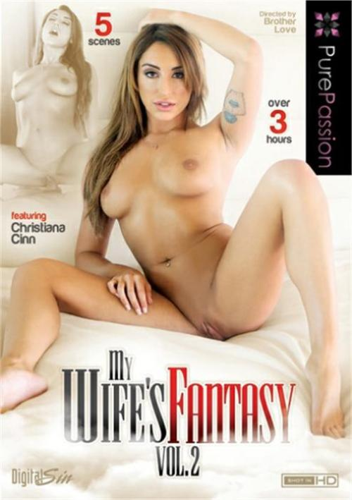 My Wifes Fantasy Porn DVD from Pure Passion