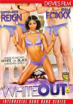 White Out 6 Adult XXX DVD by Devil's Film