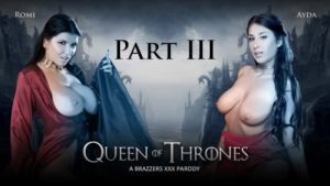 Queen Of Thrones: Part 3 (A XXX Parody) XXX