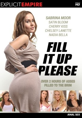 Fill It Up Please XXX DVD Explicit Empire